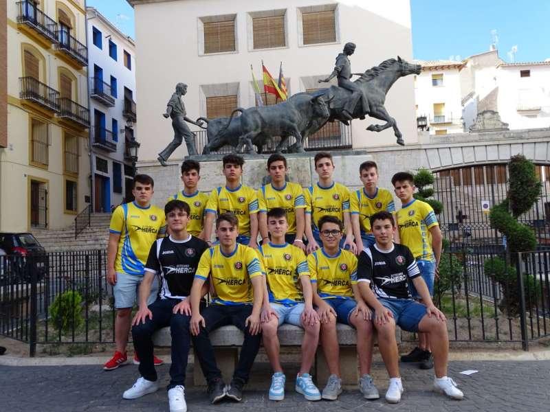 Imagen del equipo anfitrión