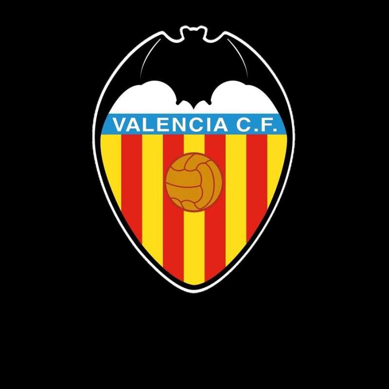Logo del Valencia CF. EFE