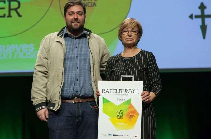 Presentació de la Run Càncer a València. EPDA