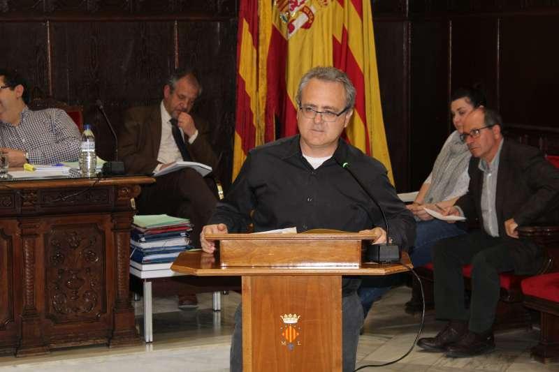 José Manuel Tarazona, concejal d