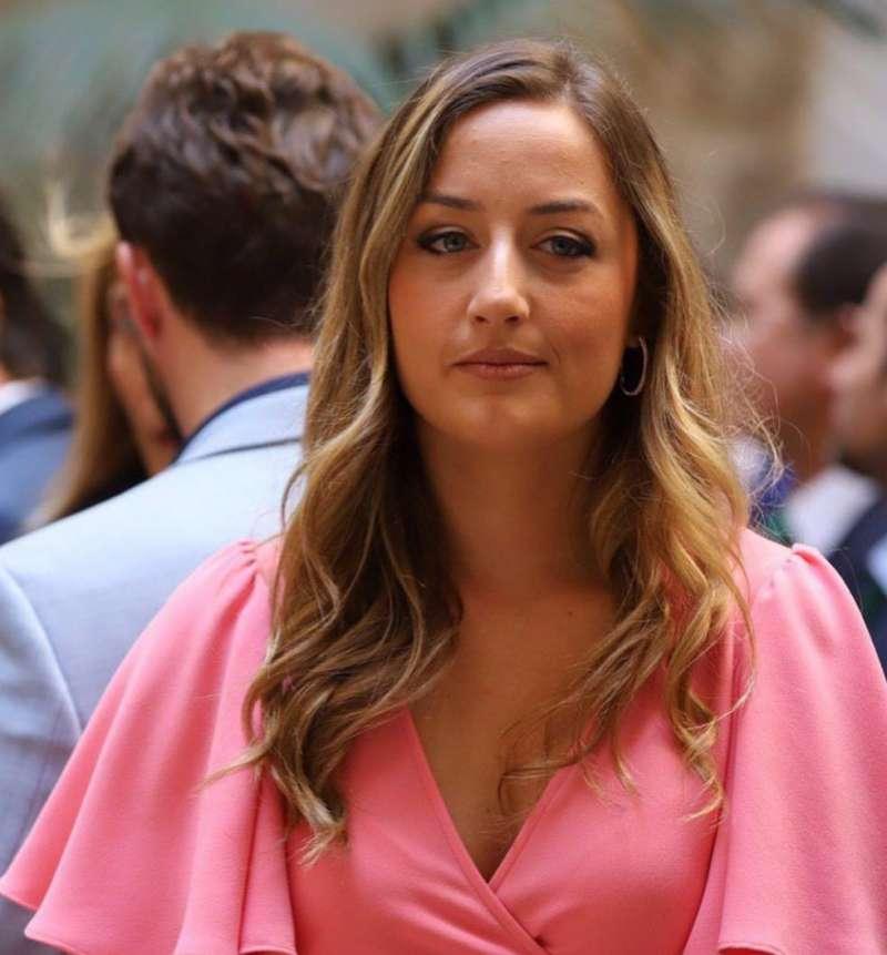 Rocío Gil, portavoz de Cs en la Diputació de València.