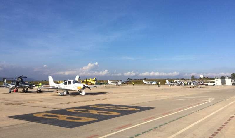 Aeropuerto de Castelló. EPDA