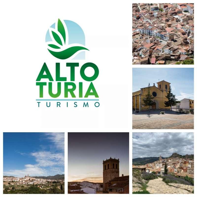 Cartel promocional del Alto Turia. EPDA.