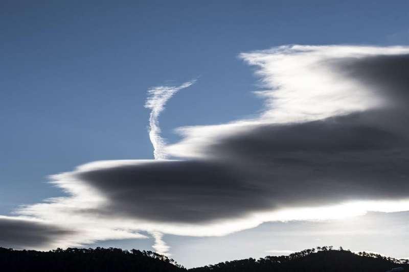 Imagen de nubosidad