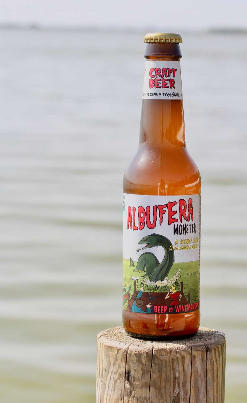 Albufera Monster. VICENTE GANDÍA