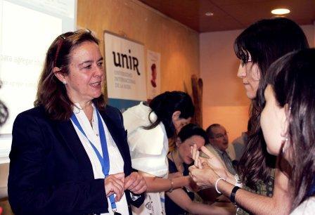 Teresa Juanas San Martín. Foto EPDA