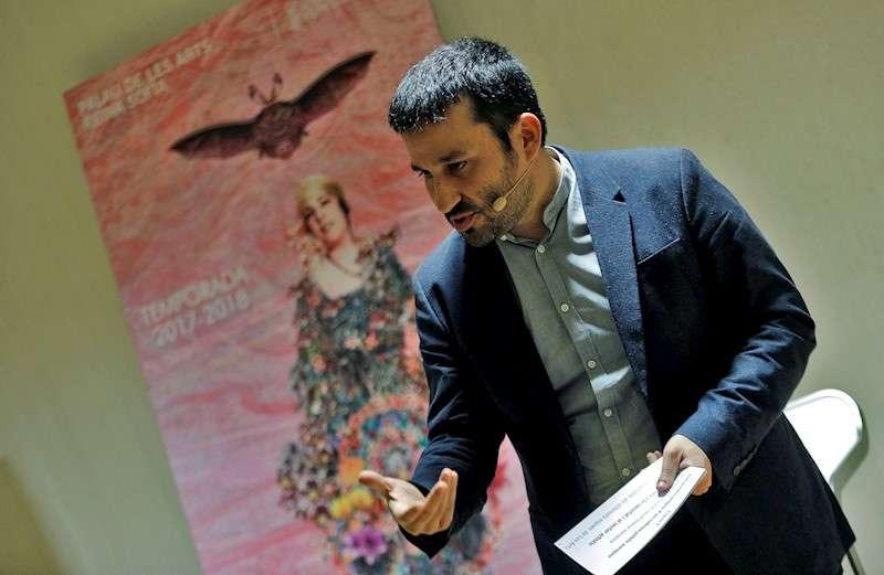 El conseller de Cultura, Vicent Marzá. EFE/Archivo