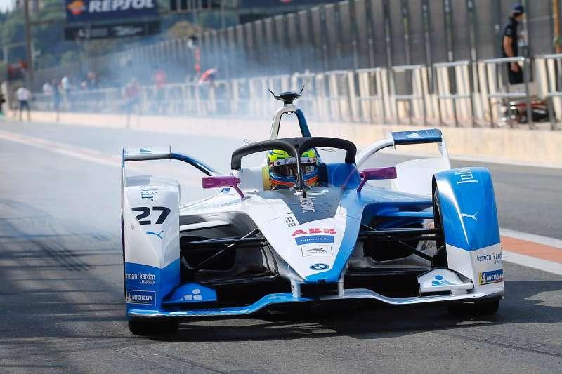 Foto de archivo de un entrenamiento de Fórmula E en el Circuit Ricardo Tormo / EPDA