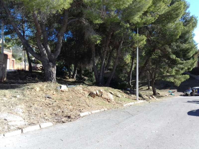 Comencen els treballs de prevenció d?incendis a Monte Horquera