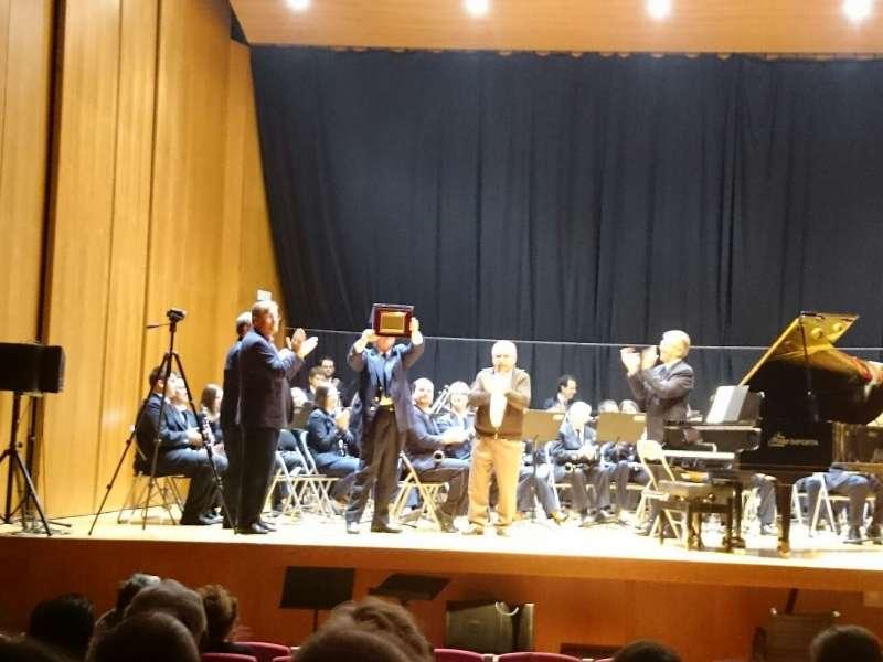 Un momento del extraordinario concierto. FOTO J. S. M.