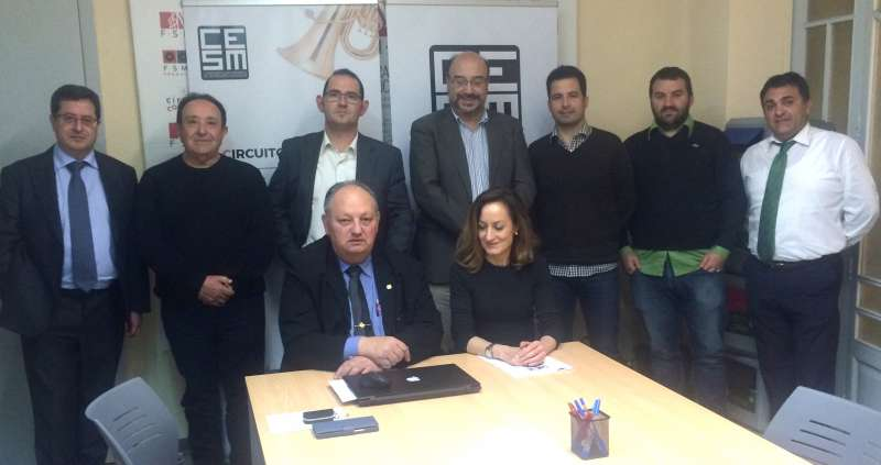 La Confederación Española de Sociedades Musicales se declara entidad solidaria con el alzhéimer de la mano de CEAFA