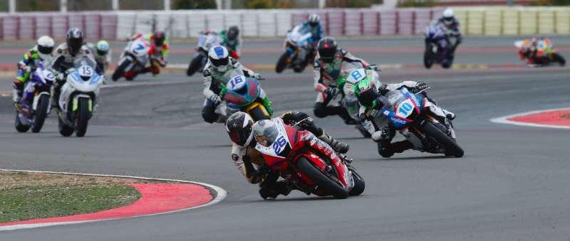 El Champi Women Racing arranca la temporada con buenas sensaciones