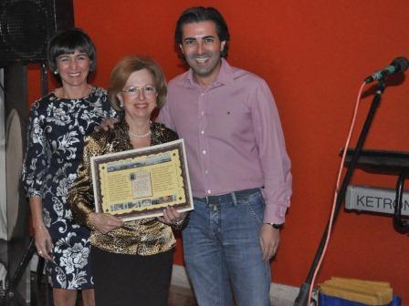 Acto familiar organizado por el Ayuntamiento de El Puig para el reencuentro entre los nacidos en el 48. EPDA