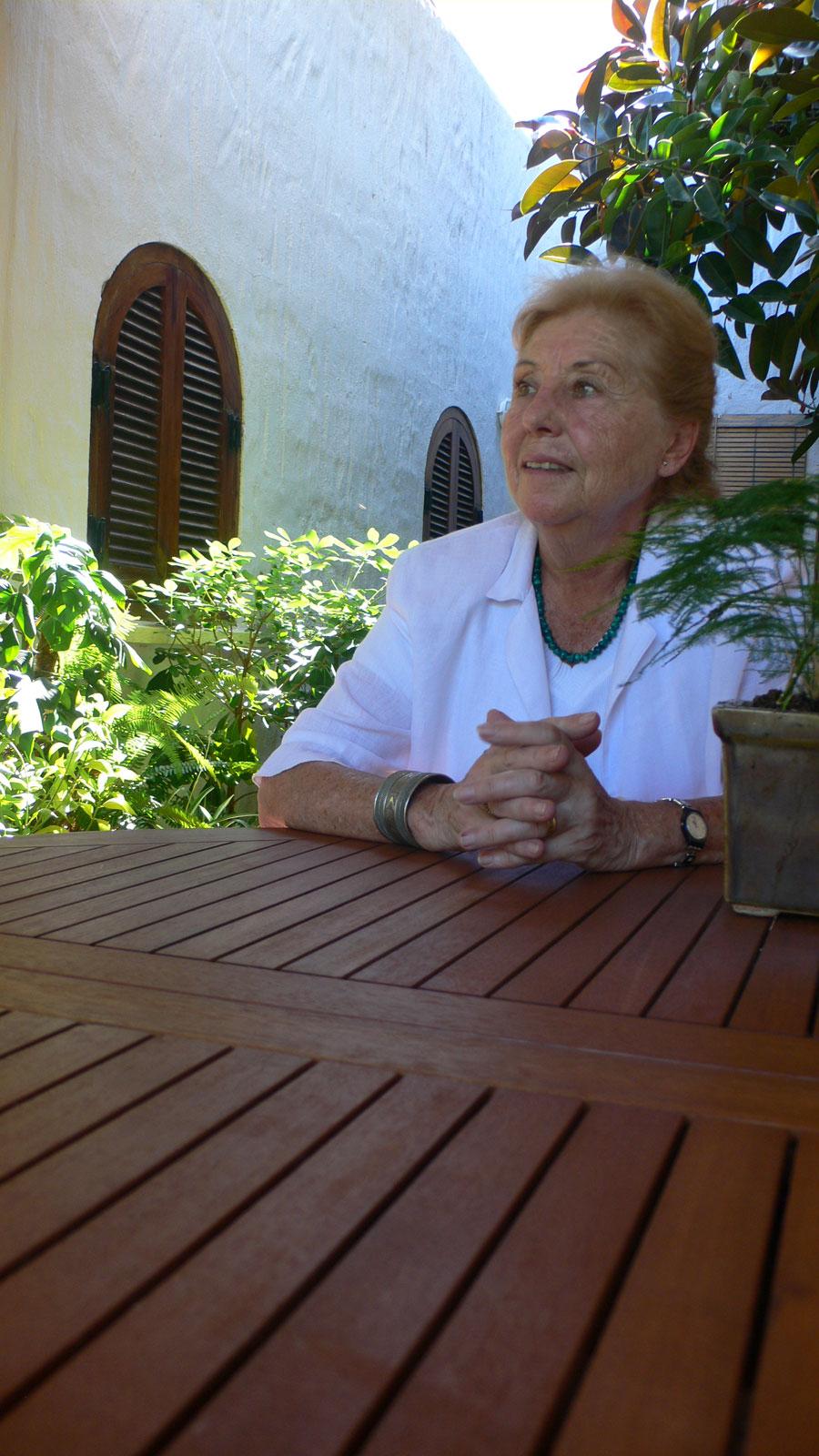 Emilia Pastor, presidenta de Arcadys. FOTO EPDA