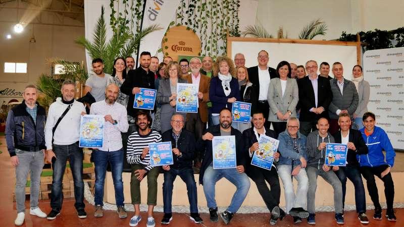 Presentación de la carrera en Alboraya. EPDA