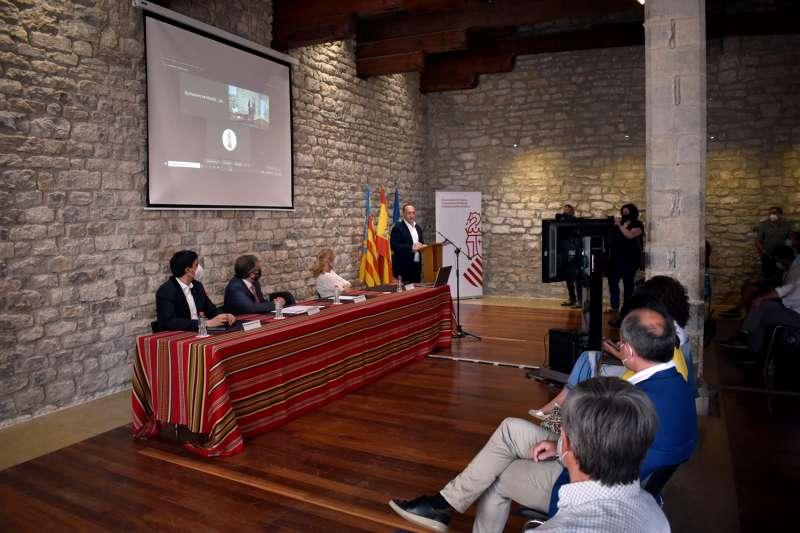 Rubén Martínez Dalmau a Morella/EPDA