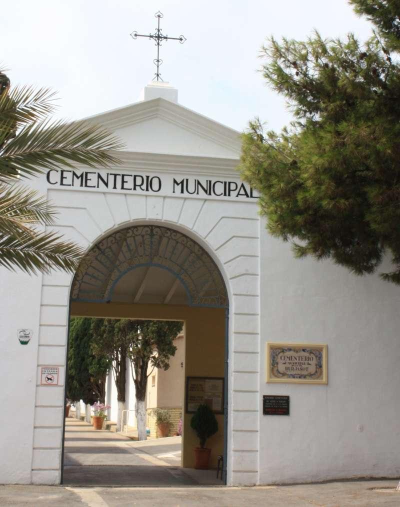 Cementerio de Burjassot. EPDA