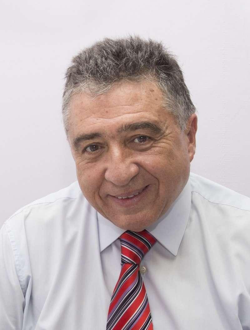 El profesor José Luis Monzón