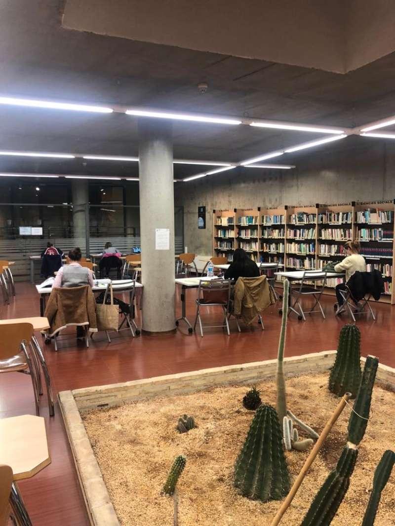 Biblioteca de Paterna