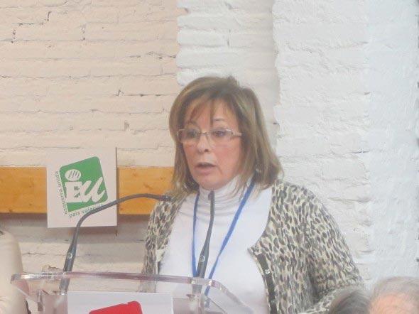 Marga Sanz. FOTO EUPV.ORG