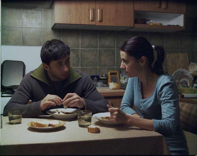 Imagen de una secuencia de la película