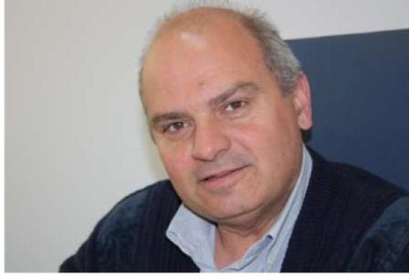 El candidato socialista, Llorenç Rodado. EPDA