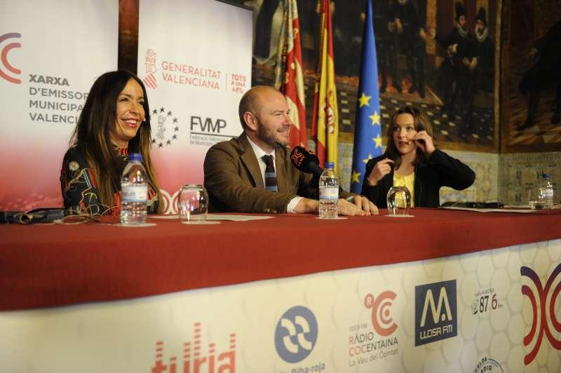 La Diputació seguirá apostando por las emisoras locales que dan voz a los municipios valencianos