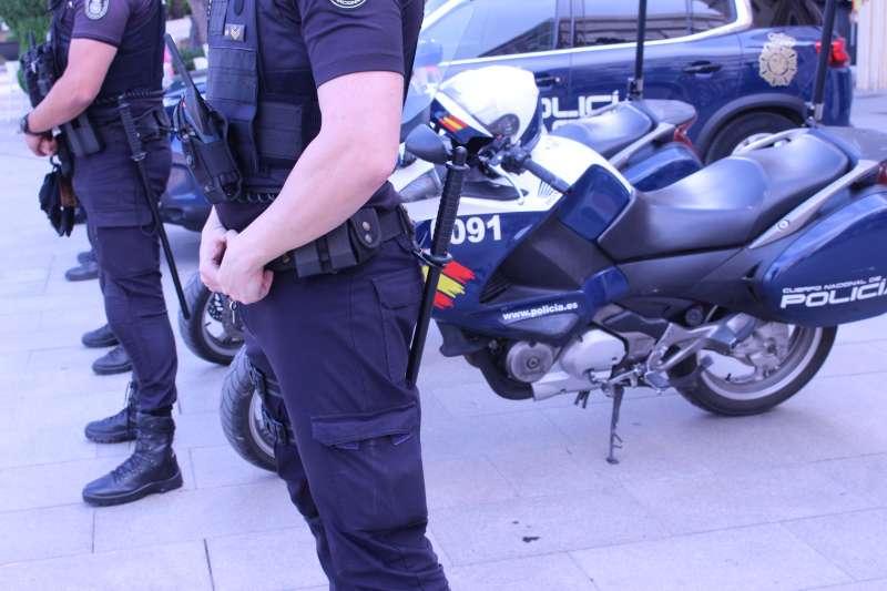 Agentes de Policía. EPDA