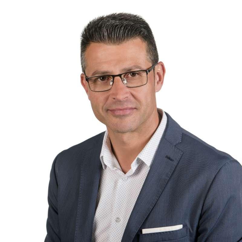 Toni González, alcalde Almussafes