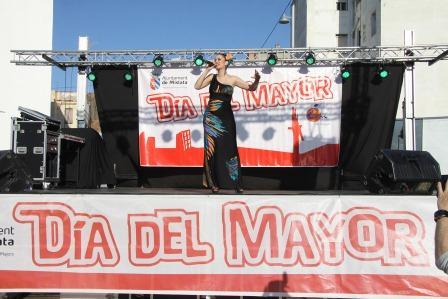 Celebración del Día del Mayor en Mislata.