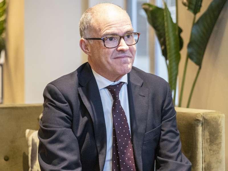Fernando de Rosa. Foto, Vicente Rupérez