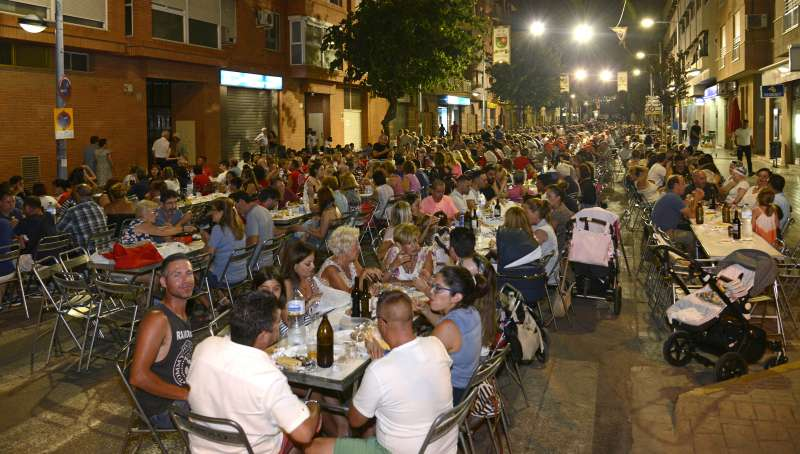 Sopars populars a Paiporta