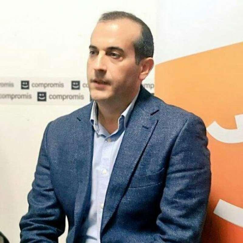 David Ramón, cap de llista de Compromís per Albal