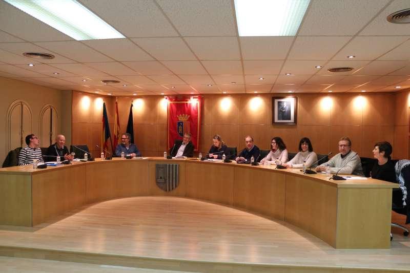Pleno del Ayuntamiento de Altura