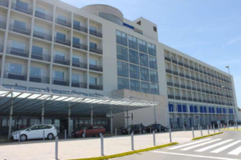 Hospital de la Ribera./EPDA