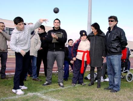 II Encuentro de Atletismo 2012-2013. Foto EPDA