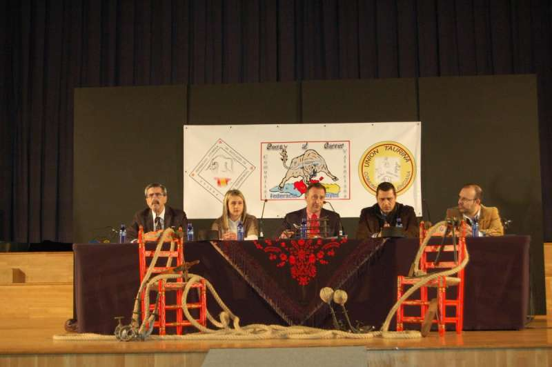 Un moment de la III Reunió Comarcal. FOTO AJUNTAMENT LA VALL