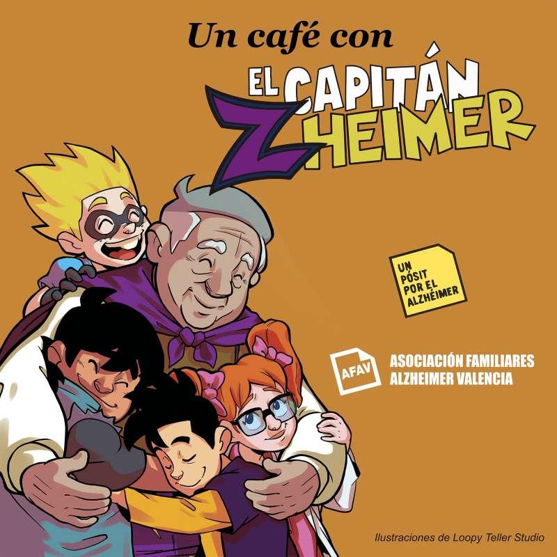 Un café con el Capitán Zhéimer