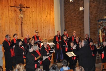 Coro Nabucco del Barrio del Cristo de Aldaia. EPDA