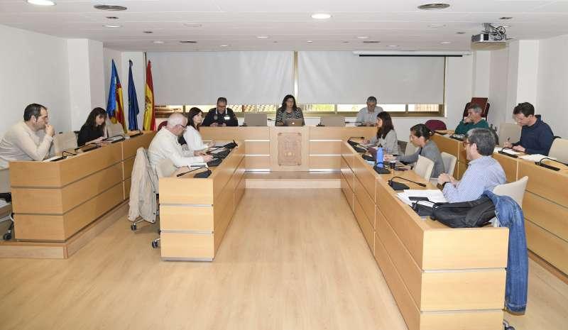 Plenari de Paiporta. EPDA