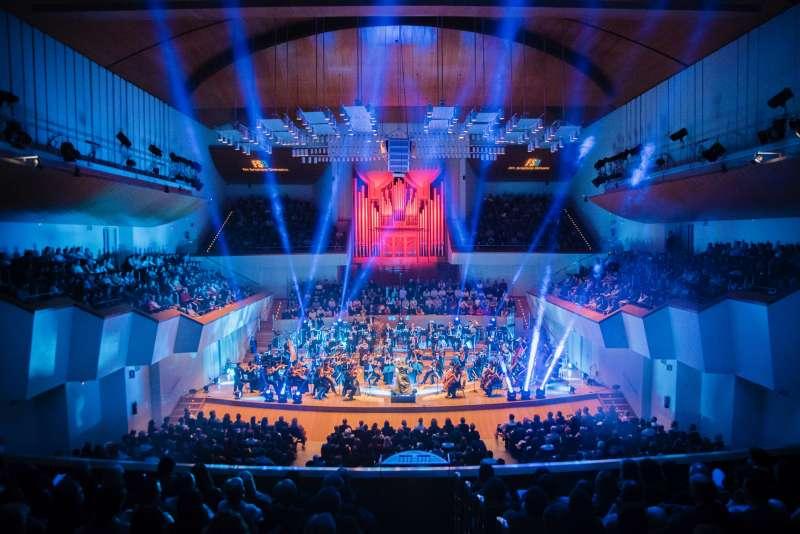 Presentación de la Film Symphony Orchestra. EPDA