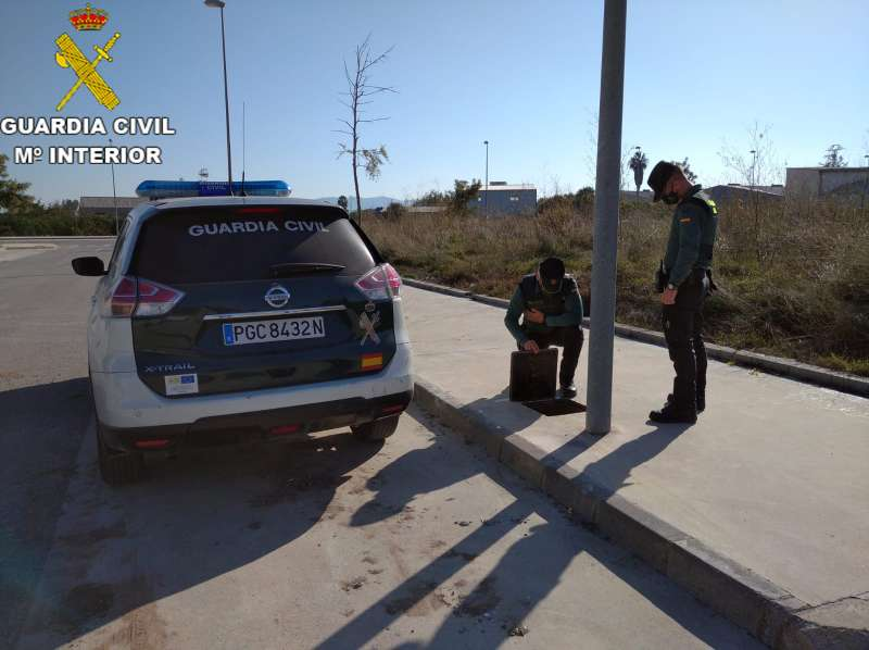 Foto Guardia Civil