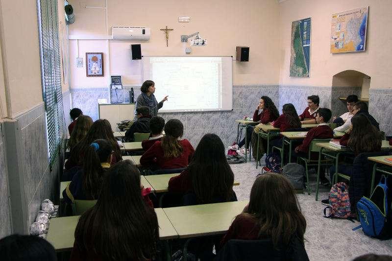 Tallers sobre igualtat als centres escolars de Picassent. EPDA