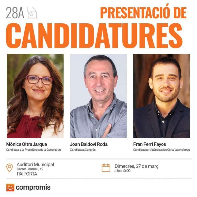 Presentacio? de Candidatures