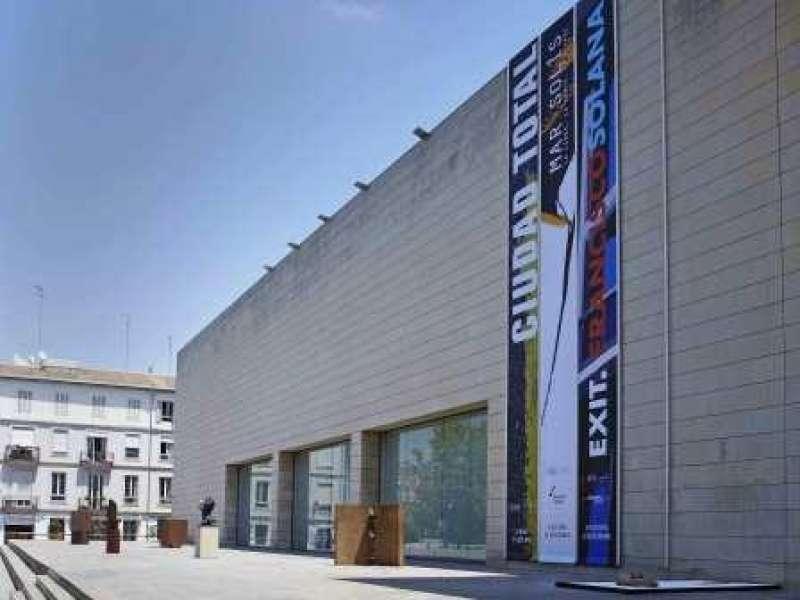 Fachada Museo IVAM, València. -EPDA