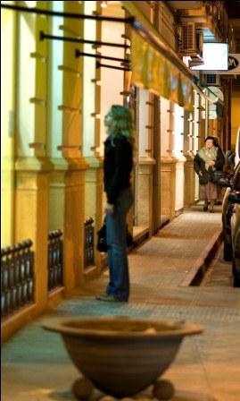 Imagen de una calle del municio. FOTO: EPDA.