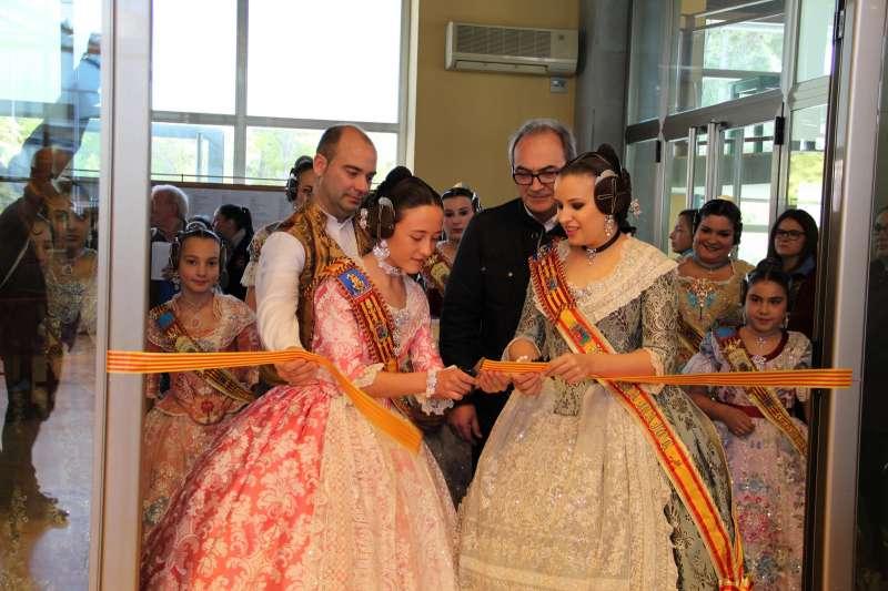 Inaugurada la Exposición del Ninot en el Centro de la Juventud