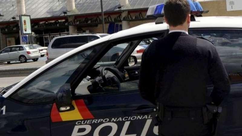 Coche de la Policía Nacional. Archivo/EPDA