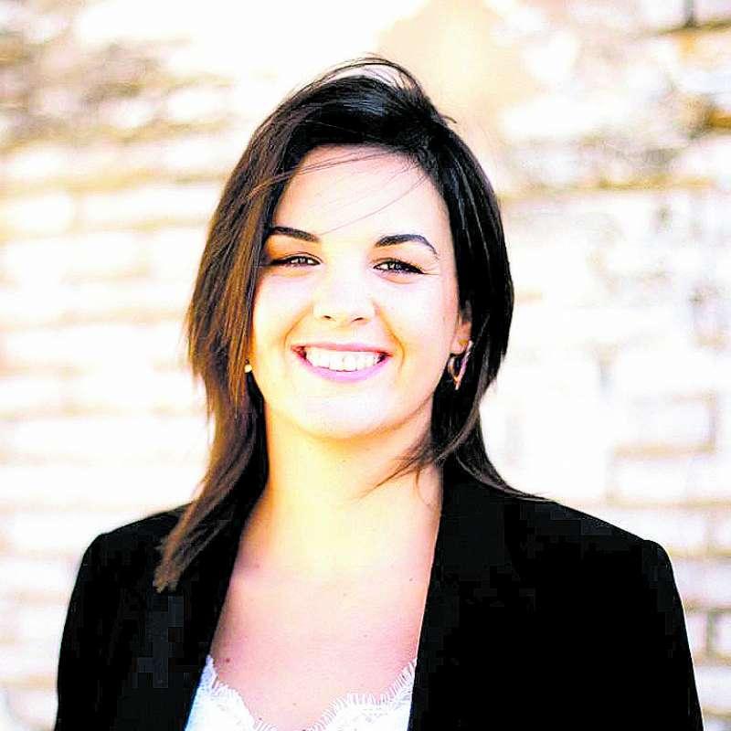 Sandra Gómez del PSOE