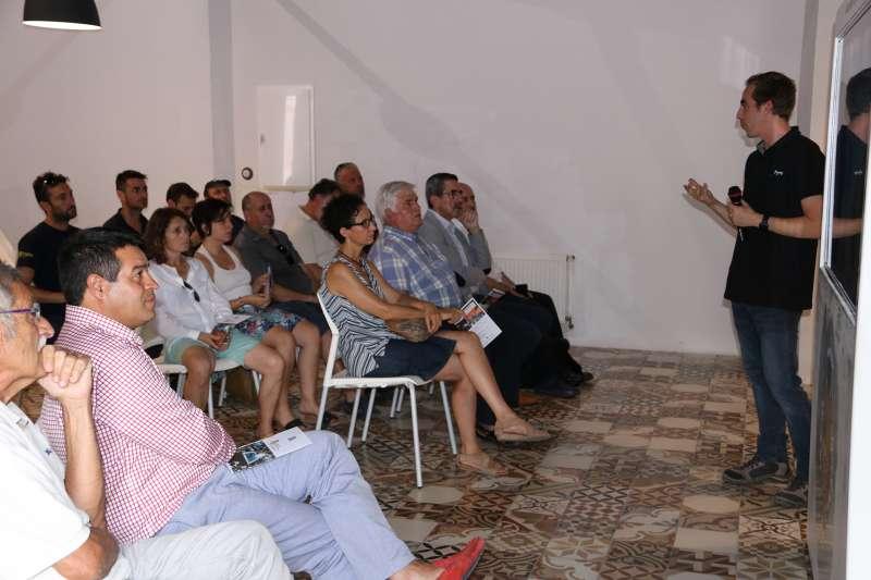 José Luis Liz expone las particularidades del sistema